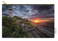 Pemaquid Sunrise Carry-all Pouch