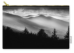 Carry-all Pouch featuring the photograph Pemigewasset Wilderness by Bill Wakeley
