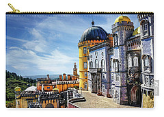 Pena Palace In Sintra Portugal  Carry-all Pouch by Carol Japp