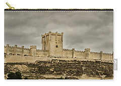 Penafiel Castle, Spain. Carry-all Pouch