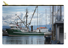 Pender Isle At French Creek Carry-all Pouch by Randy Hall