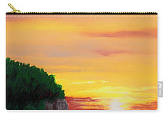 Peninsula Park Sunset Carry-all Pouch