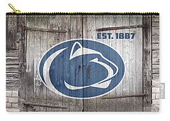 Penn State Football // Old Barn Doors Carry-all Pouch