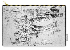 Pennell Polo Grounds 1921 Carry-all Pouch by Granger