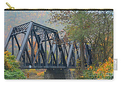 Pennsylvania Bridge Carry-all Pouch by Cindy Manero