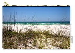 Pensacola Beach 1 - Pensacola Florida Carry-all Pouch by Brian Harig