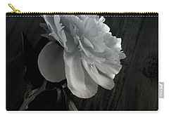 Peonie Carry-all Pouch by Sharon Jones