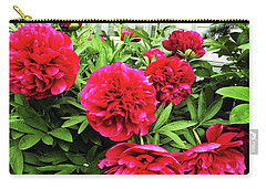 Peonies 1 Carry-all Pouch