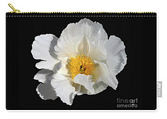 Peony 5 Carry-all Pouch by Diane E Berry