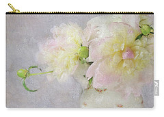Peony Bouquet Carry-all Pouch