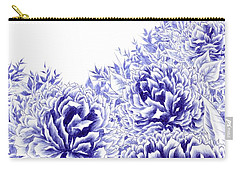 Peony Dream Carry-all Pouch