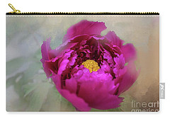 Peony Carry-all Pouch by Eva Lechner