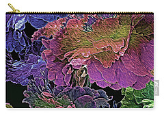 Peony Profusion 104 Carry-all Pouch by Lynda Lehmann