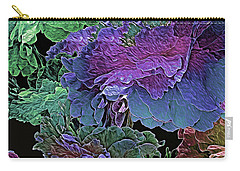 Peony Profusion 106 Carry-all Pouch by Lynda Lehmann