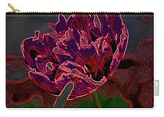 Peony Tulip Carry-all Pouch
