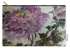 Peony20170213_1 Carry-all Pouch