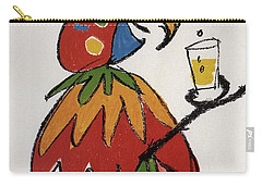 Pepita - Grapefruit Drinks - Vintage Advertising Poster Carry-all Pouch