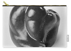 Carry-all Pouch featuring the photograph Pepper 2 by Sean Griffin