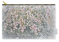 Peppermint Spring Carry-all Pouch