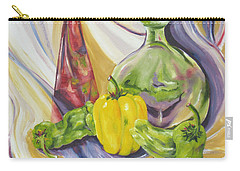 Peppers And Passion Carry-all Pouch