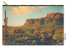Desert Sunset Carry-all Pouches