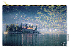 Perast Church Carry-all Pouch