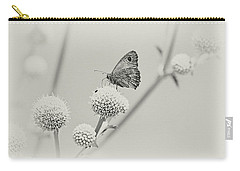 Perched Butterfly No. 255-2 Carry-all Pouch