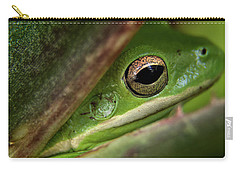 Frogy Eye Carry-all Pouch