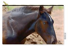 Percheron Colt - Digitalart Carry-all Pouch