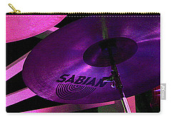 Carry-all Pouch featuring the photograph Percussion by Lori Seaman