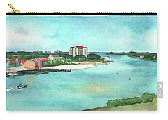 Perdido Key River Carry-all Pouch