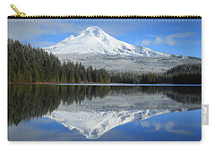 Perfect Reflection Carry-all Pouch by Lynn Hopwood