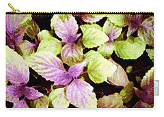 Perilla Beauty Carry-all Pouch by Winsome Gunning