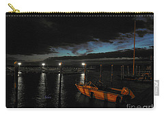 Perkins Pier Sunset Carry-all Pouch