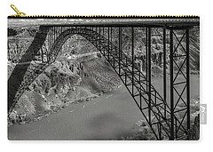 Perrine Bridge, Twin Falls, Idaho Carry-all Pouch