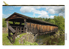 Perrine's Bridge In May Carry-all Pouch