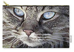 Perry The Persian Cat Carry-all Pouch