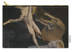 Perseus Slaying The Medusa Carry-all Pouch