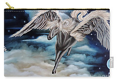 Perseus The Pegasus Carry-all Pouch