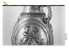 Carry-all Pouch featuring the photograph Persian Gladiator by Granger