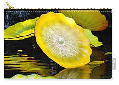 Persian Lily Pads Carry-all Pouch