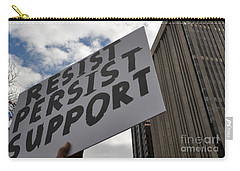 Persist Resist Support Carry-all Pouch
