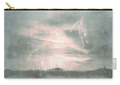 Ghosts And Shadows Vii - Personal Rapture  Carry-all Pouch