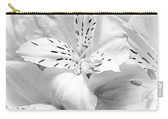 Carry-all Pouch featuring the photograph Peruvian Beauty by Anita Oakley