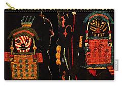 Peruvian Fab Art Carry-all Pouch