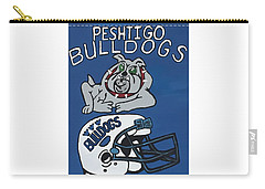 Peshtigo Bulldogs Carry-all Pouch