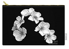 Petal Cascade Carry-all Pouch by Diane E Berry