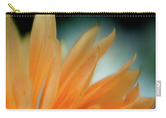 Carry-all Pouch featuring the photograph Petal Disaray by Greg Nyquist