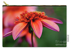 Petal Perfect Carry-all Pouch by Sheila Ping