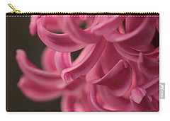 Carry-all Pouch featuring the photograph Petal Pointing  by Connie Handscomb